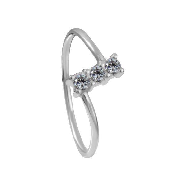 Grav Chloee Ezüst Gyűrű