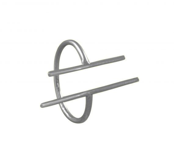 GRAV river Ezüst 925 Gyűrű