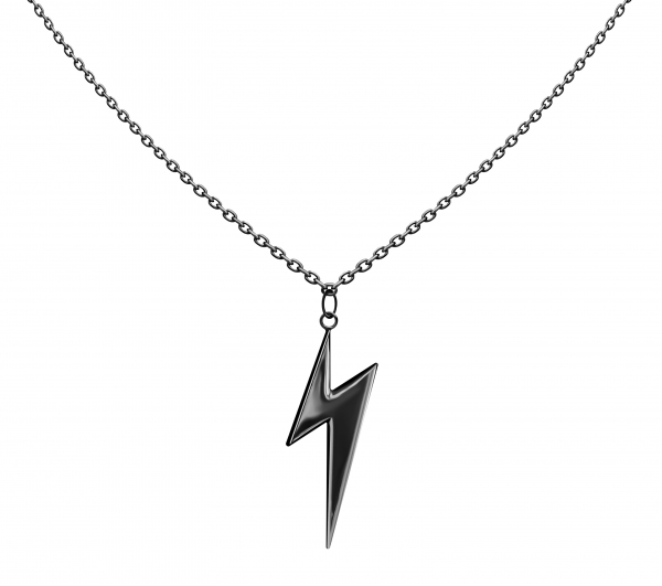 grav men flash ezüst nyaklánc