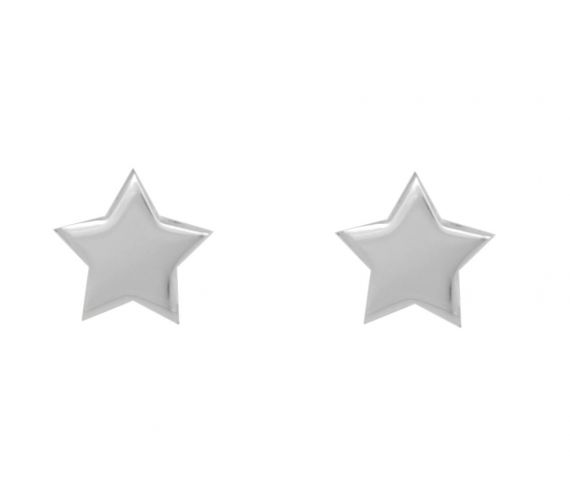 GRAV star Ezüst 925 Fülbevaló